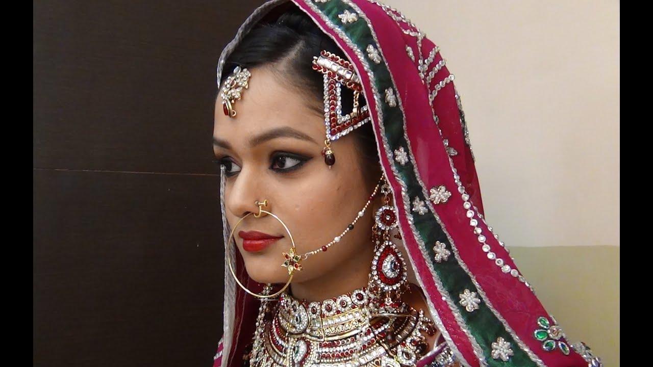 Muslim Beautiful Bridal Makeup : Muslim Bridal Makeup - Bangladeshi Bride - YouTube