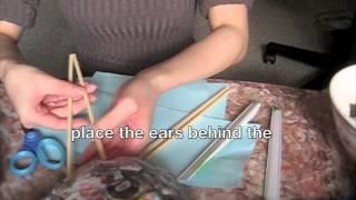 How To Make A Princess Mononoke Inspired Mask