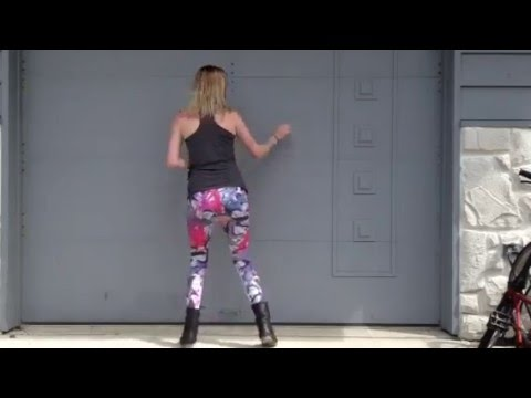 Gas pedal dance