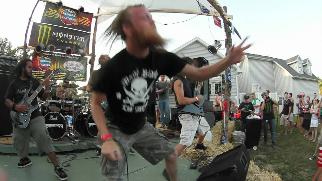 push pull destroy live at ben 39 s backyard bbq youtube