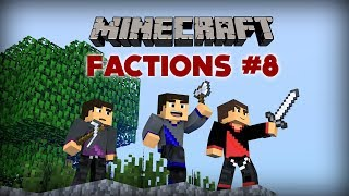 Minecraft: Factions Let's Play - Ep. 8 - FACECAMS FTW!