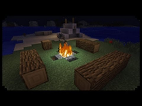 how to build a small tent in minecraft