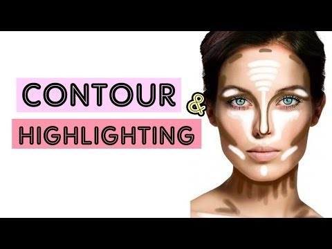 How to: CONTOUR & HIGHLIGHT using cream products