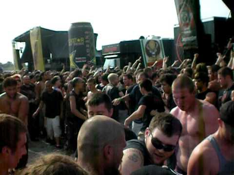 Mayhem Fest 2011 Chicago Mayhem Fest 2011 Tinley Park