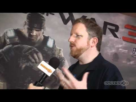 Gears of War 3 Beta info + Interview and summary (READ DESCRIPTION)