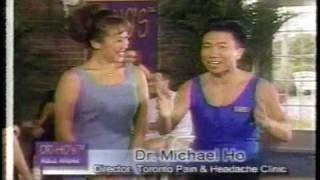 Dr. Ho's Muscle Massage Infomercial (part 1/4)