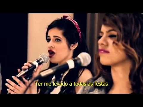 When I Was Your Man   Bruno Mars ( Boyce Avenue feat  Fifth Harmony cover) - Legendado Português