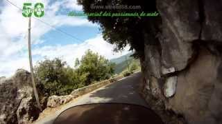 Roadbook moto Var : le Massif de l' Esterel