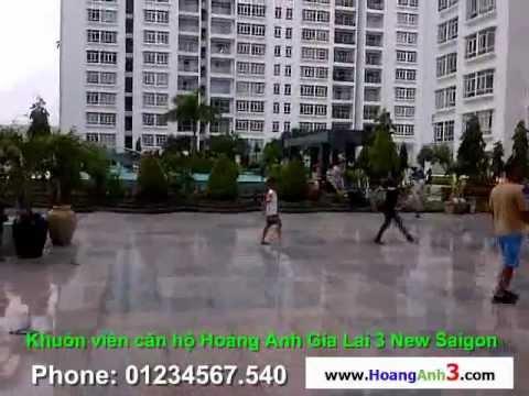 HoangAnh3.com Mua Bán cho thuê căn hộ Hoàng anh Gia Lai 3 New Saigon
