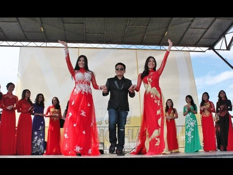 9/14/14: Asian Festival DC 2014  & Ao Dai Fashion Show (Thieu Vy Collection)