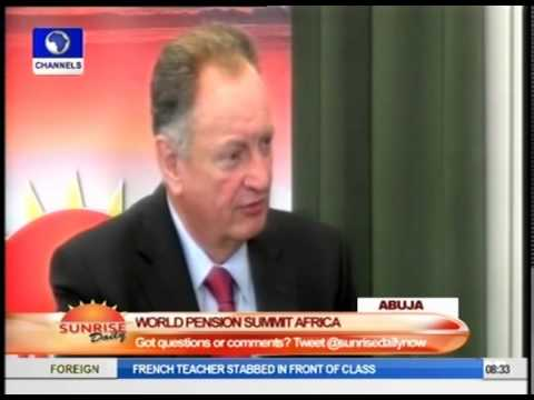 World Pension Summit: Africa Can Leapfrog Development In Other Countries - Smorenberg Prt1