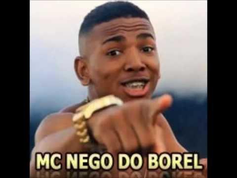 Mc Nego Do Borel   Áh Não, o Brinquedo Não, Ta Fazendo Falta Aqui No Baile Do Pistão ♫