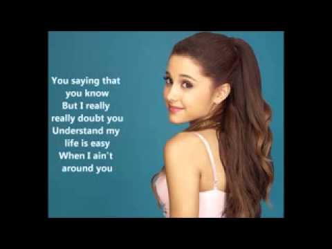 Ariana Grande - Problem Lyrics - YouTube