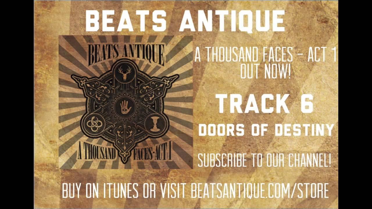 Doors of destiny track 6 a thousand faces act 1 beats for Door of destinies