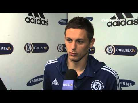 Nemanja Matic on Stoke City Win