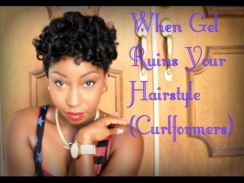 When Gel Ruins Your Hairstyle | A Curlformer Story