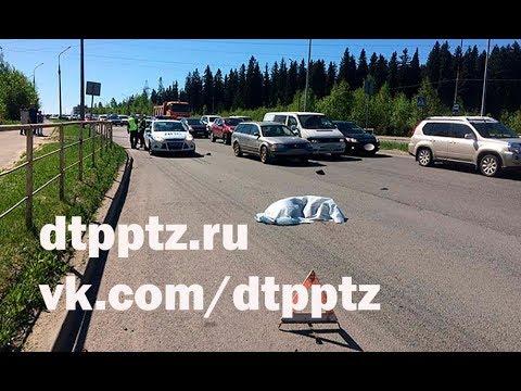 На Лесном проспекте погиб пешеход