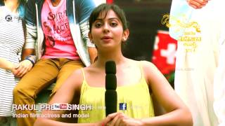 Rakulpreet-Singh-about-iQlik-Cine-Mahila-Awards-Short-Film-Fest-2014