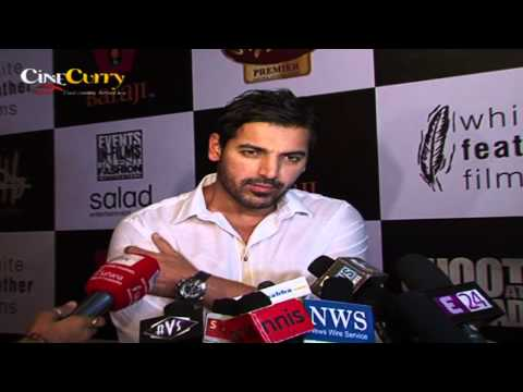 Shootout at Wadala Movie Success Party