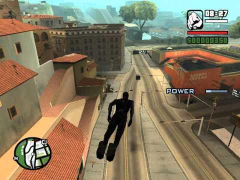 GTA: San Andreas Superman Mod -J56OZibBM6Q