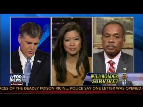 Michelle Malkin VS Juan Williams Debate: Will Eric Holder Survive? - Hannity - 5/29/13