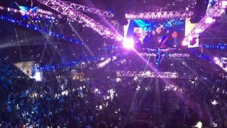 Pacquiao Vs. Rios Ring Entrance (Nov, 2013)