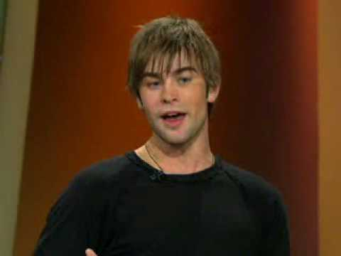 Chace Crawford: Who's the best kisser?, Chase Crawford