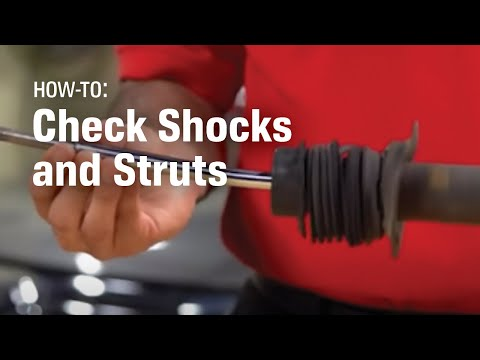 When To Replace Car Shocks And Car Struts - AutoZone
