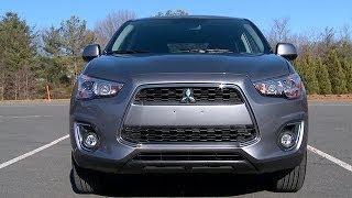 2014 Mitsubishi Outlander Sport Review