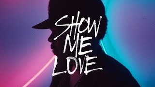 """Hundred Waters - """"Show Me Love"""" (Skrillex Remix) ft. Chance The Rapper, Moses Sumney, Robin Hannibal"""
