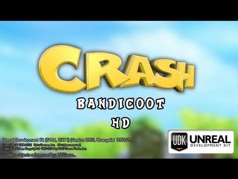Crash Bandicoot HD - Falando sobre a Demo