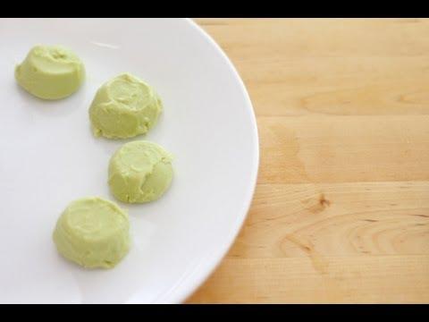 Avocado Ice Candy - Filipino Dessert