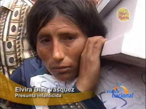 Chota: Ronderos detienen a padres que habrían asesinado a su hijo recién nacido