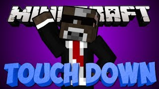 Minecraft 1.6.4 TOUCH DOWN Server Minigame