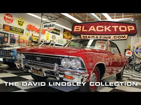 The David Lindsley Collection