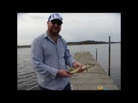 Funbosj n fishing fiske youtube for Fishing license for disabled person