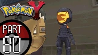 "Pokemon X And Y Part 80: Looker Bureau Chapter 4 ""An"
