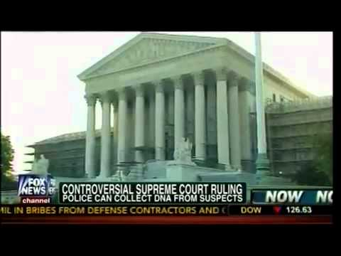 Controversial Supreme Court Ruling Police Can Collect DNA From Suspects Megyn Kelly   YouTube