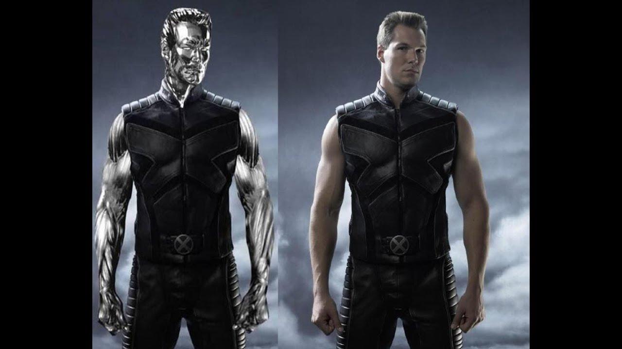 X Men Cyclops Movie Costume 2