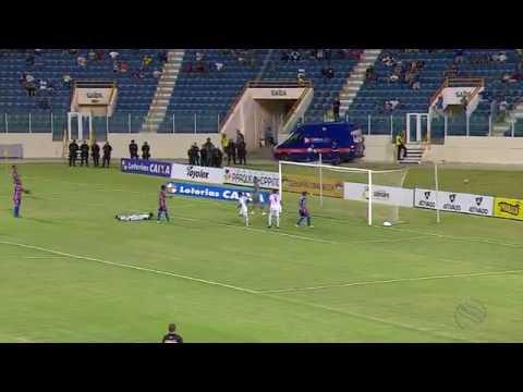 Confiança 0x1 Itabaiana - Hexagonal do Campeonato Sergipano 2017
