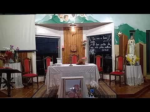 Santa Missa | 26.04.2021 | Segunda-feira | Padre Robson Antônio | ANSPAZ