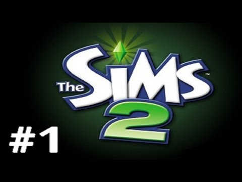 Let's Play: The Sims 2 - [Part 1] - Create a Family