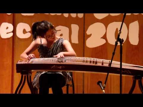 2011 CCOM Exam (USA) Guzheng Grade 8, by Janice Shiu