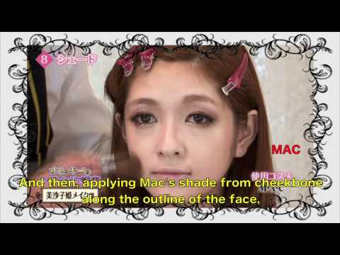 lolita model Misako Aoki, interview & makeup