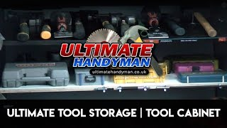 Ultimate Tool storage | tool cabinet