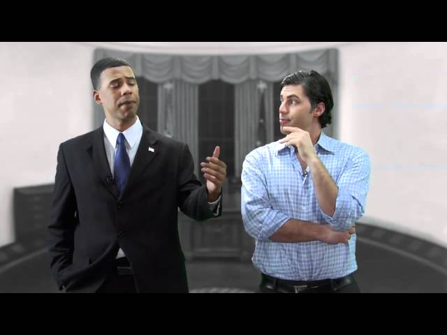 ADAM RAY: The OBAMA/ROMNEY Presidential Commercial
