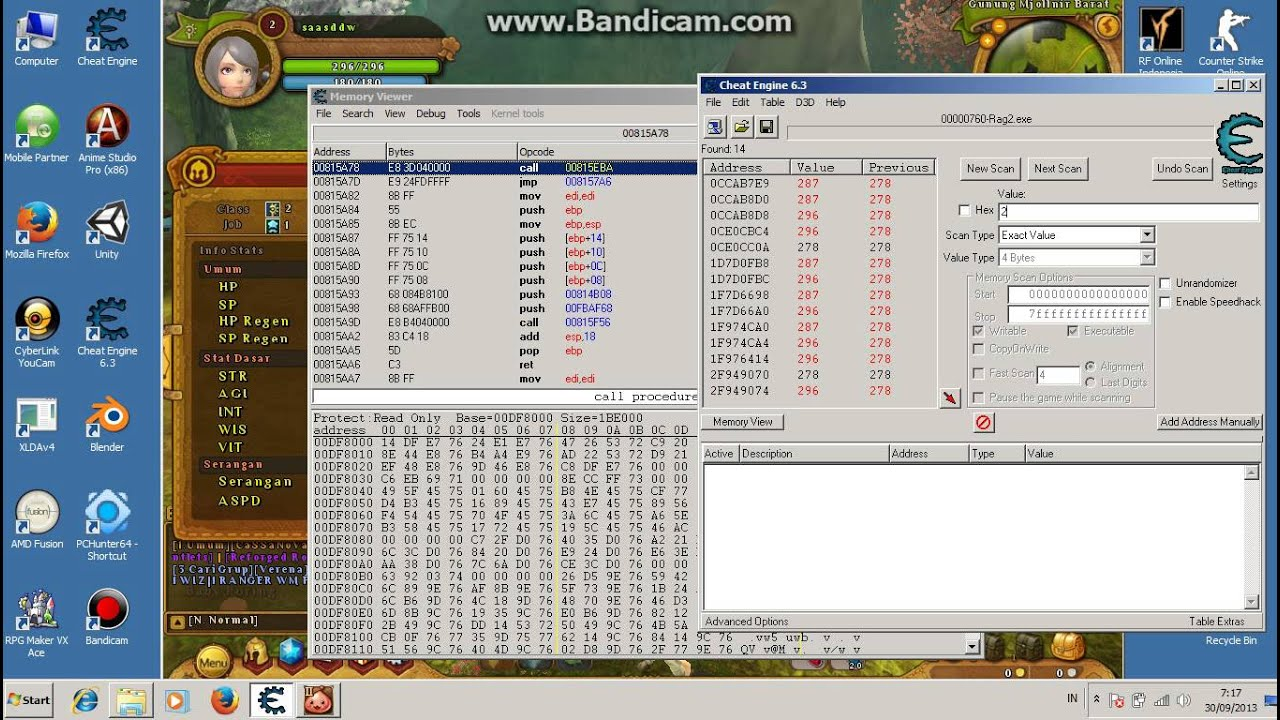 ... cheat engine bypass free