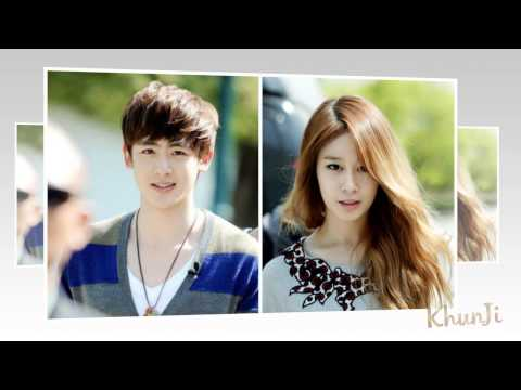 [Nichkhun and Jiyeon] KhunJi love 2