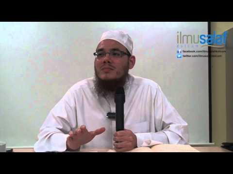 Ustaz Idris Sulaiman - Perbezaan Niat Tidak Menghalang Makmum untuk Mengikuti Imam