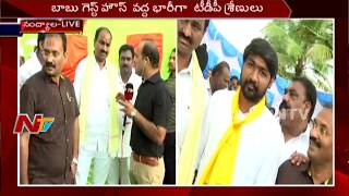 Bhuma Brahmananda Reddy Face to Face : NandyalByElection..
